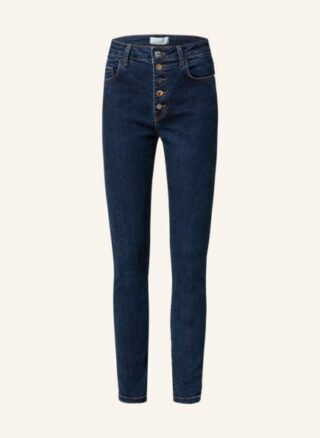 RINASCIMENTO Skinny Jeans Damen, Blau
