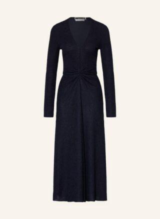 ROTATE BIRGER CHRISTENSEN Sierra Kleid in A-Linie Damen, Blau