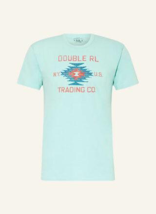RRL T-Shirt Herren, Blau