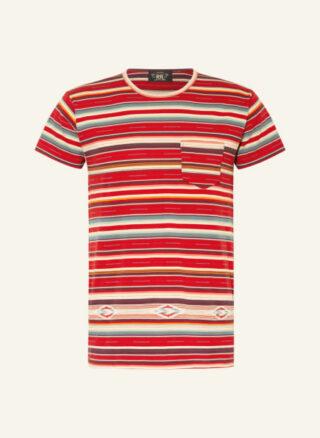 RRL T-Shirt Herren, Rot