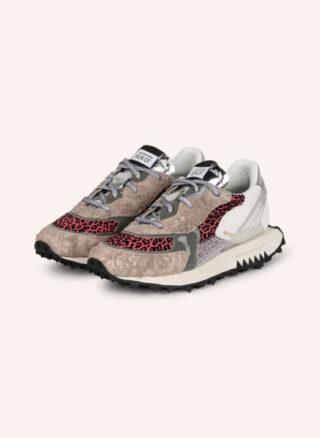 RUN OF Jeane Plateau-Sneaker Damen, Pink