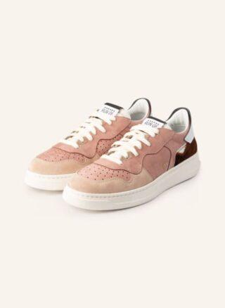 RUN OF Marylin Plateau-Sneaker Damen, Pink