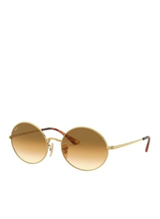 Ray-Ban Rb 1970 Sonnenbrille Damen, Gold