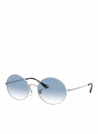 Ray-Ban Rb 1970 Sonnenbrille Damen, Silber