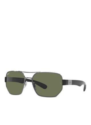 Ray-Ban Rb 3672 Sonnenbrille Herren, Grau