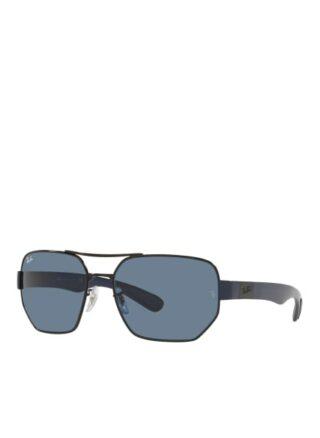 Ray-Ban Rb 3672 Sonnenbrille Herren, Schwarz