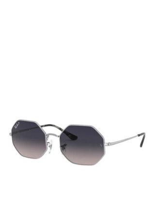 Ray-Ban rb1972 Sonnenbrille Damen, Silber