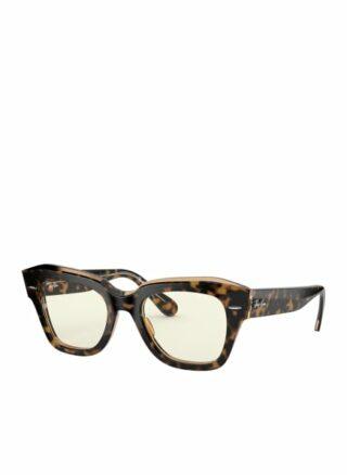 Ray-Ban rb2186 Sonnenbrille Damen, Braun