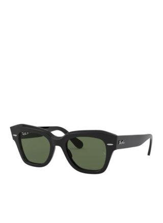Ray-Ban rb2186 Sonnenbrille Damen, Schwarz