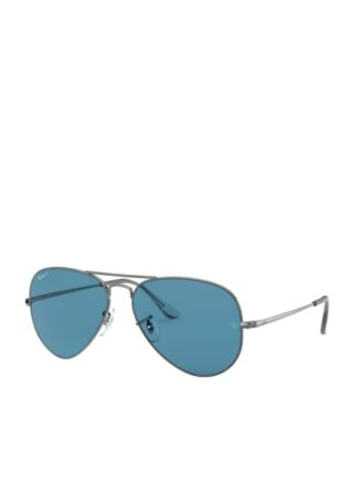 Ray-Ban rb3689 Sonnenbrille Damen, Grau