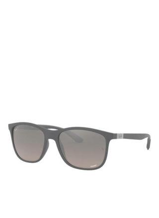 Ray-Ban rb4330ch Sonnenbrille Herren, Grau