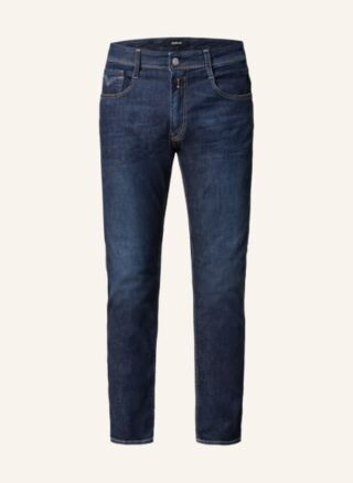 Replay Anbass X.L.I.T.E+ Slim Fit Jeans Herren, Blau