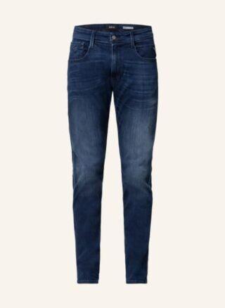Replay Bronny Slim Fit Jeans Herren, Blau