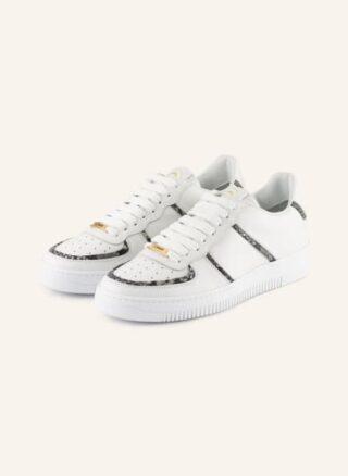 Roberto Cavalli Sneaker Herren, Weiß