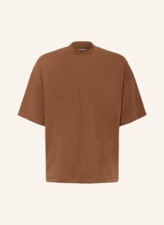 SAMSØE SAMSØE Hamal T-Shirt Herren, Braun