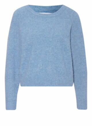 SAMSØE SAMSØE Pullover Damen, Blau