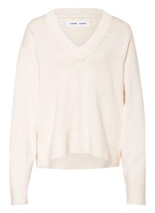 SAMSØE SAMSØE Pullover Damen, Weiß