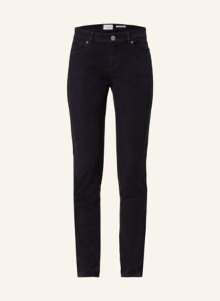 SEDUCTIVE Claire Slim Fit Jeans Damen, Blau