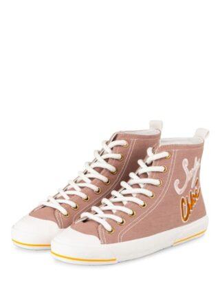 SEE BY CHLOÉ Aryana Hightop-Sneaker Damen, Pink