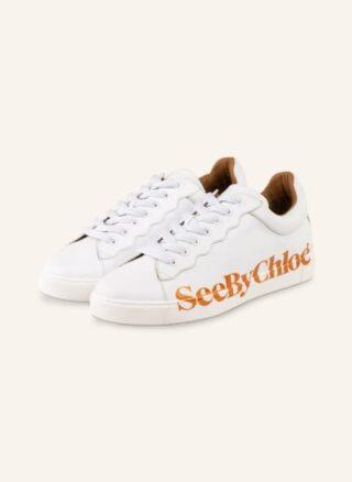 SEE BY CHLOÉ Essie Sneaker Damen, Weiß