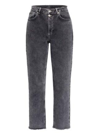 SET 7/8 Skinny Jeans Damen, Grau