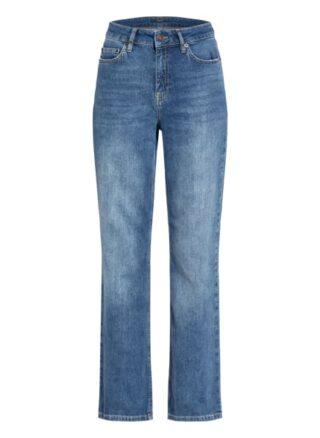 SET Jeans Straight Leg Jeans Damen, Blau