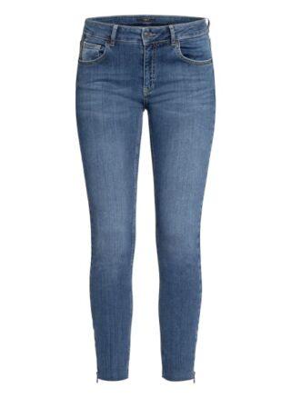 SET Mina Skinny Jeans Damen, Blau