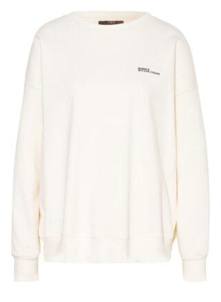 SET Sweatshirt Damen, Weiß