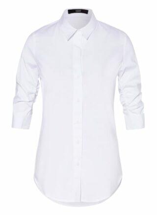 STEFFEN SCHRAUT Hemdbluse Damen, Weiß
