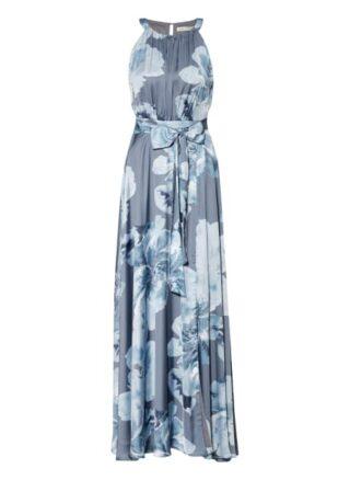 SWING Abendkleid Damen, Blau