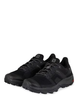 Salomon Outline Prism Gtx Outdoor-Schuhe Damen, Schwarz