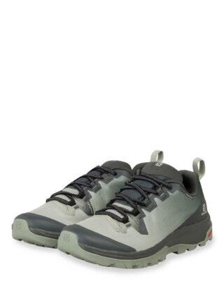 Salomon Vaya Gtx Outdoor-Schuhe Damen, Grün