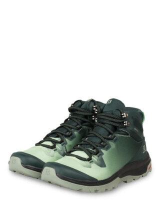 Salomon Vaya Mid Gtx Outdoor-Schuhe Damen, Grün