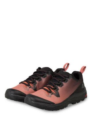 Salomon Vaya Outdoor-Schuhe Damen, Rot