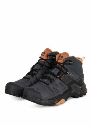 Salomon X Ultra 4 Mid Gtx Outdoor-Schuhe Damen, Grau