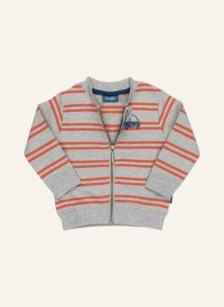 Sanetta KIDSWEAR Kidswear Sweatjacke Herren, Grau