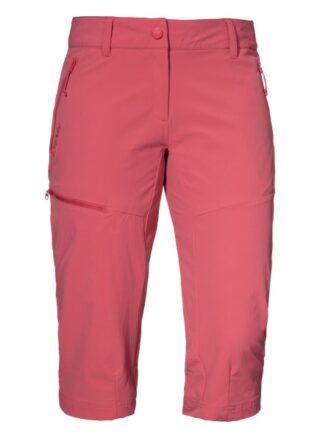 Schöffel Pants caracas2 Shorts Damen, Pink