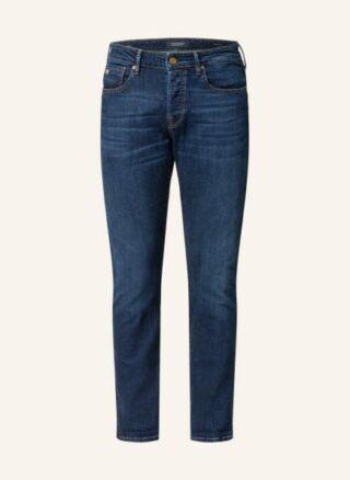 Scotch & Soda Ralston Slim Fit Jeans Herren, Blau
