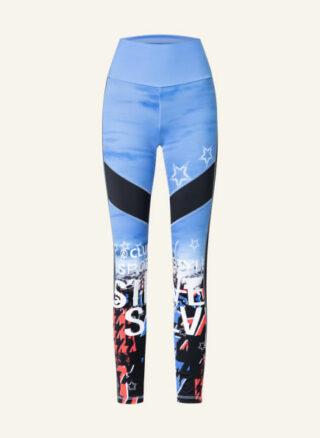 Sportalm Leggings Damen, Blau