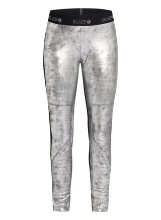 Sportalm Leggings Damen, Silber