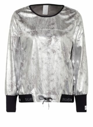 Sportalm Sweatshirt Damen, Silber