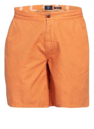 Superdry Shorts Herren, Orange