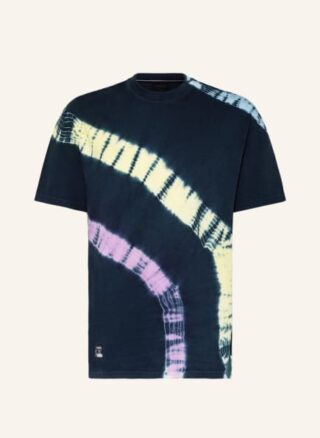 Superdry T-Shirt Herren, Blau
