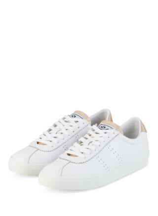 Superga Comflealame Sneaker Damen, Gold