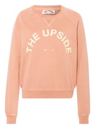 THE UPSIDE Bondi Sweatshirt Damen, Pink