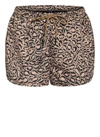 THE UPSIDE Efrem Shorts Damen, Beige