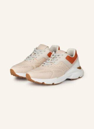 TOD'S Plateau-Sneaker Damen, Beige