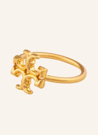 TORY BURCH Kora Ring Damen, Gold