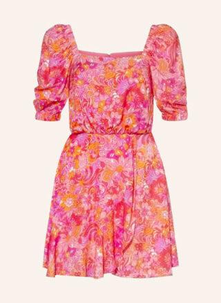 Ted Baker Bethha Ausgestelltes Kleid Damen, Pink
