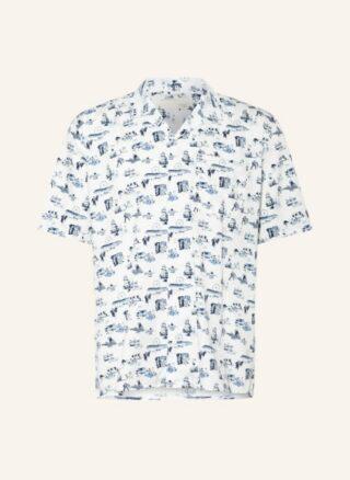 Ted Baker Chipbag Resorthemd Herren, Weiß